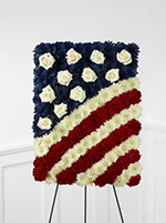 Glory Be Flag Tribute
